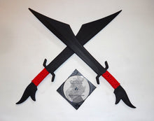 Gayang Polypropylene Sword Philippines Training & Double Swords Techniques DVD