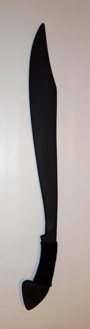 Filipino Practice Sword Itak Polypropylene Knife Martial Arts Ninja Philippines Training Arnis