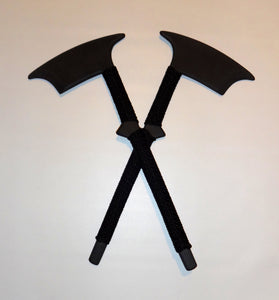 Polypropylene Igorot Philippines Axe Training Filipino Tomahawk Double Sword DVD