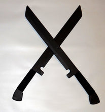 Ninja Wakizashi Practice Swords Polypropylene Martial Arts Instruction Training DVD Shinobi
