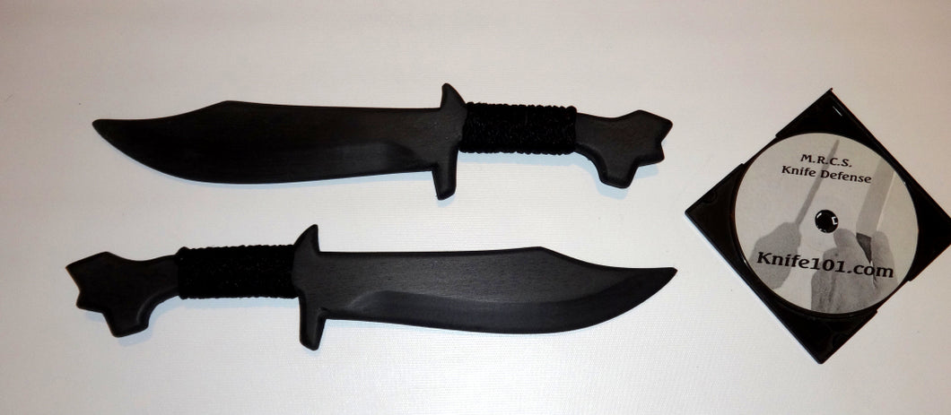Training Fighter Tactical Knife Knives & Defense Instruction Fighting DVD Video