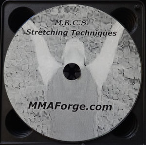 Weight Loss Stretching DVD Training MMA Flexibility Body Building Video