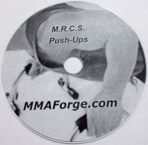 Push-ups Handles with Body Weight Training Instruction DVD