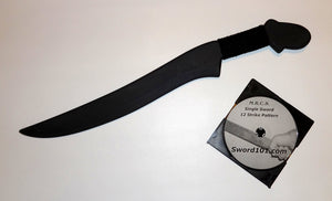 Training Curve Polypropylene Sword Philippines & Martial Arts Practice DVD