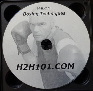 Boxing Learn How to Box DVD Boxer Training Mixed Martial Arts Instruction Video