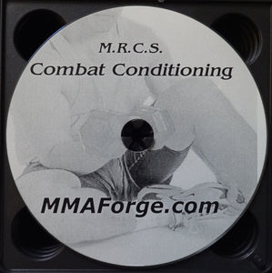 MMA Strength Training Instruction COMBAT Conditioning Fighter Workout DVD Video