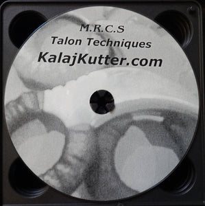 Training Karambit Self Defense Talon Ring Technique Knife Filipino Video DVD