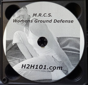 Womens Self Defense DVD Jiu Jitsu Catch as Catch can Wrestling Trainer Video