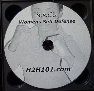 Womens Defense DVD Protection Combat Martial Arts Training Technique DVD