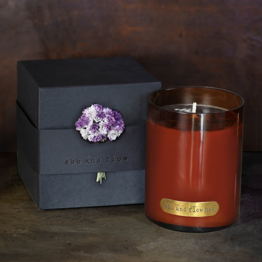 WILDFLOWER SOY CANDLE - 65 HR BURN TIME