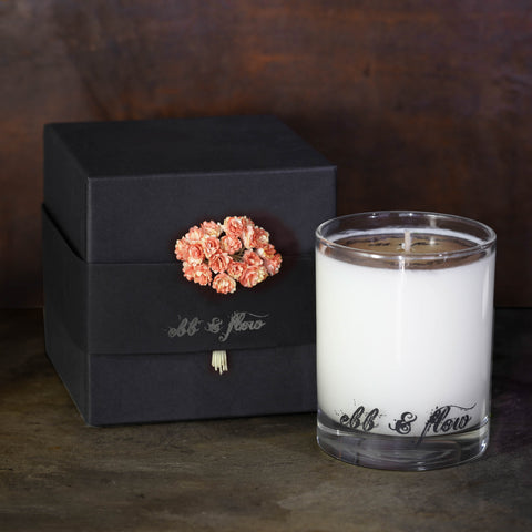 PLUMERIA SOY CANDLE - 45 HR BURN TIME