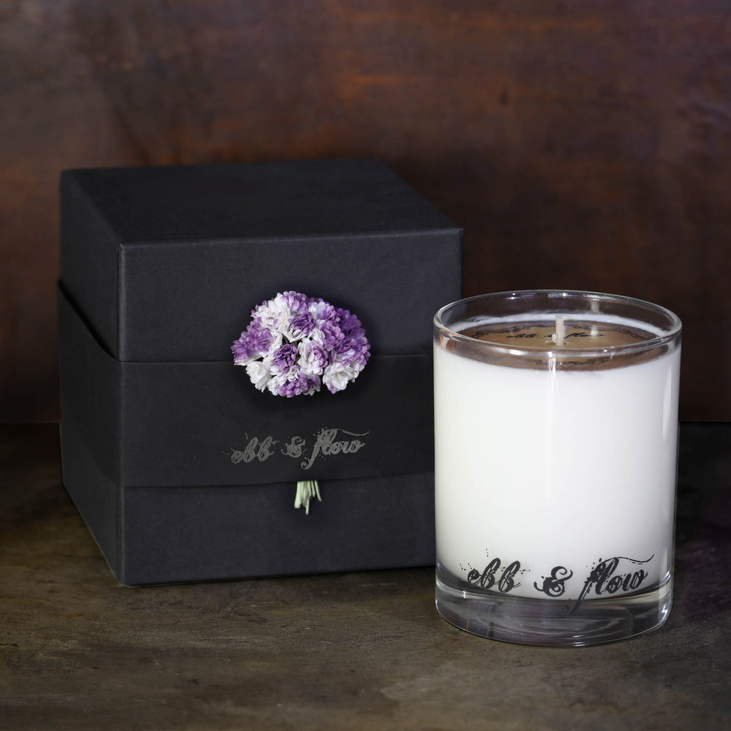 WILDFLOWER SOY CANDLE - 45 HR BURN TIME