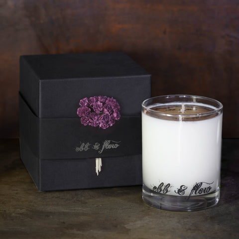 BLACKBERRY TEA SOY CANDLE