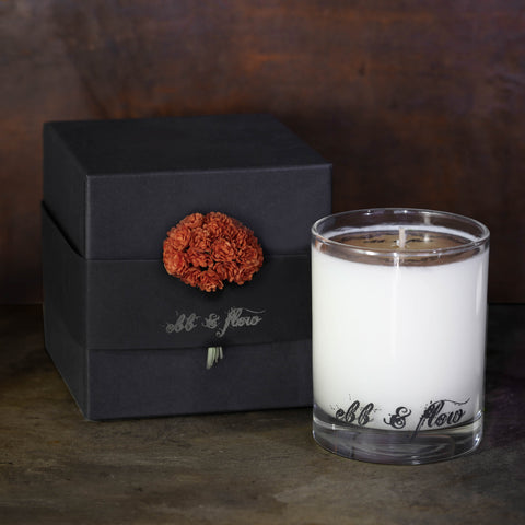 BLOOD ORANGE SOY CANDLE - BOX NOT INCLUDED