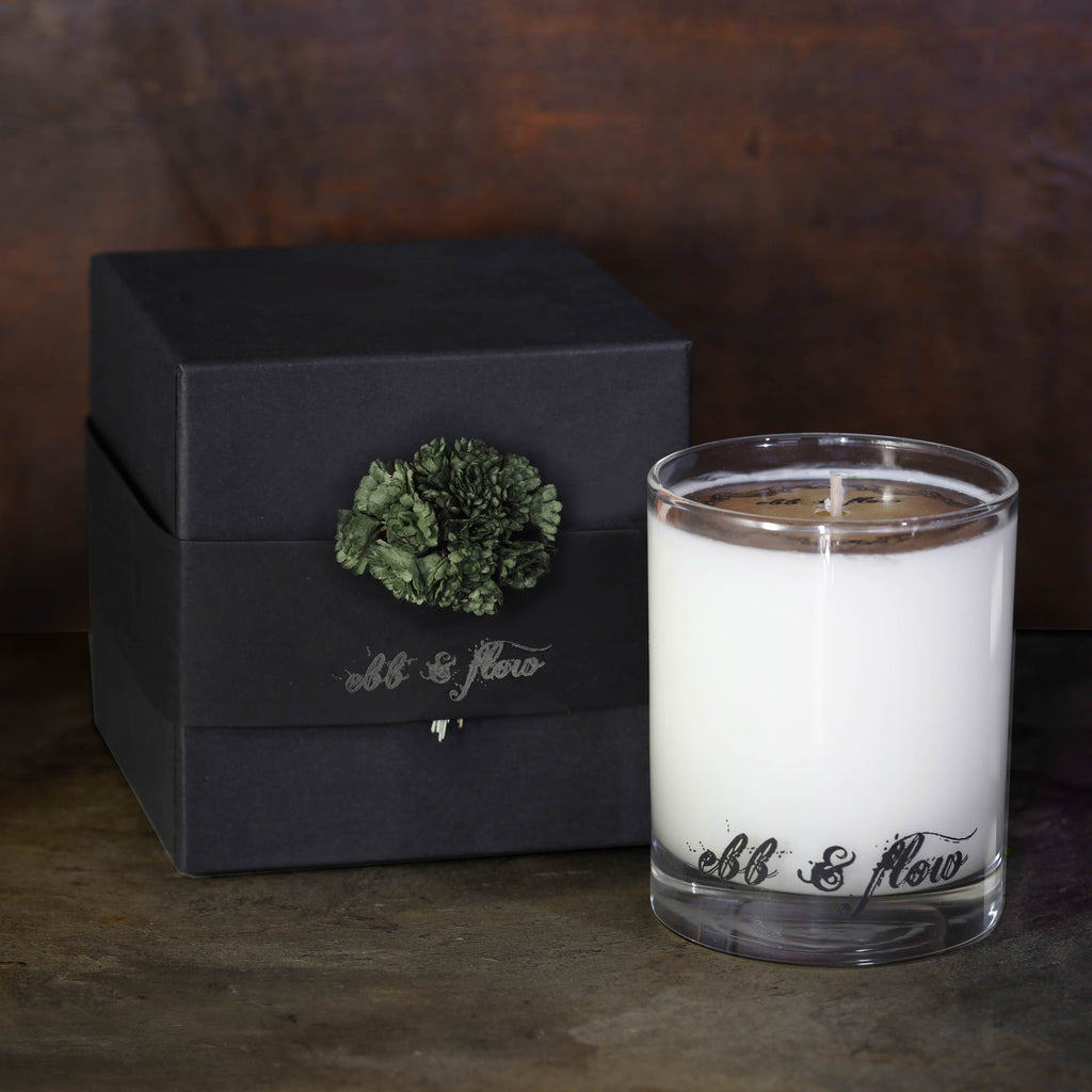 FRESH GINGER LIME SOY CANDLE - BOX NOT INCLUDED