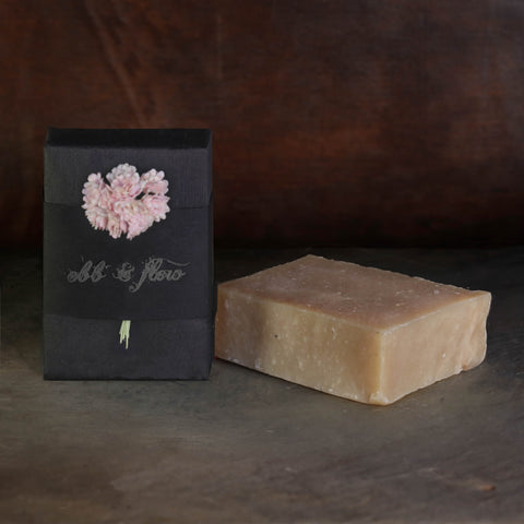 BROWN SUGAR FIG BAR SOAP (GOAT'S MILK)