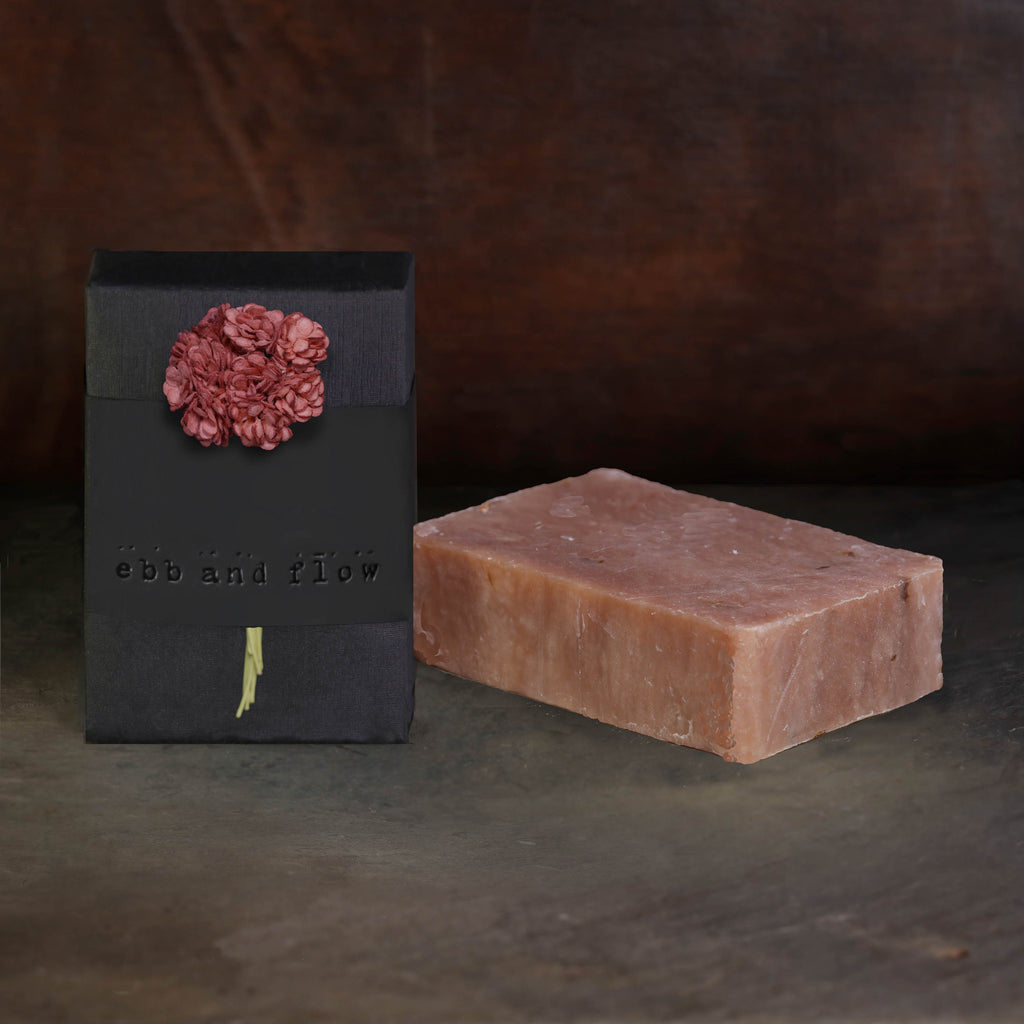 PATCHOULI BLOOM BAR SOAP (VEGAN AND ORGANIC)