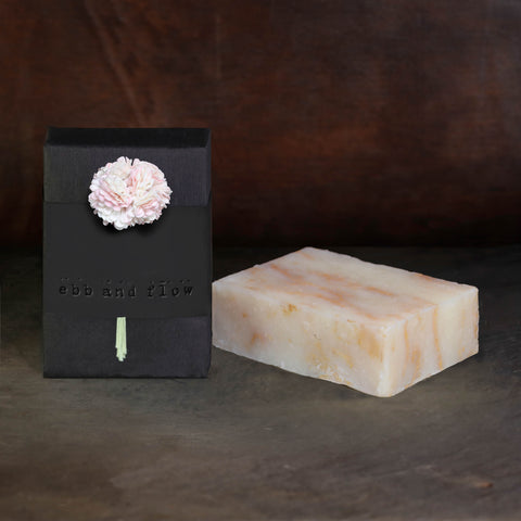 NIGHT JASMINE BAR SOAP (VEGAN AND ORGANIC)