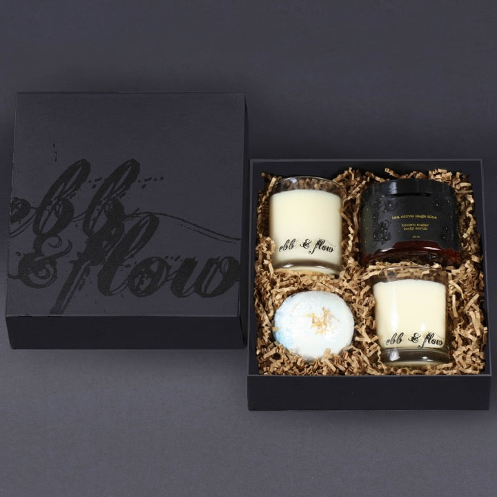 TEA CLOVE SAGE ALOE GIFT SET
