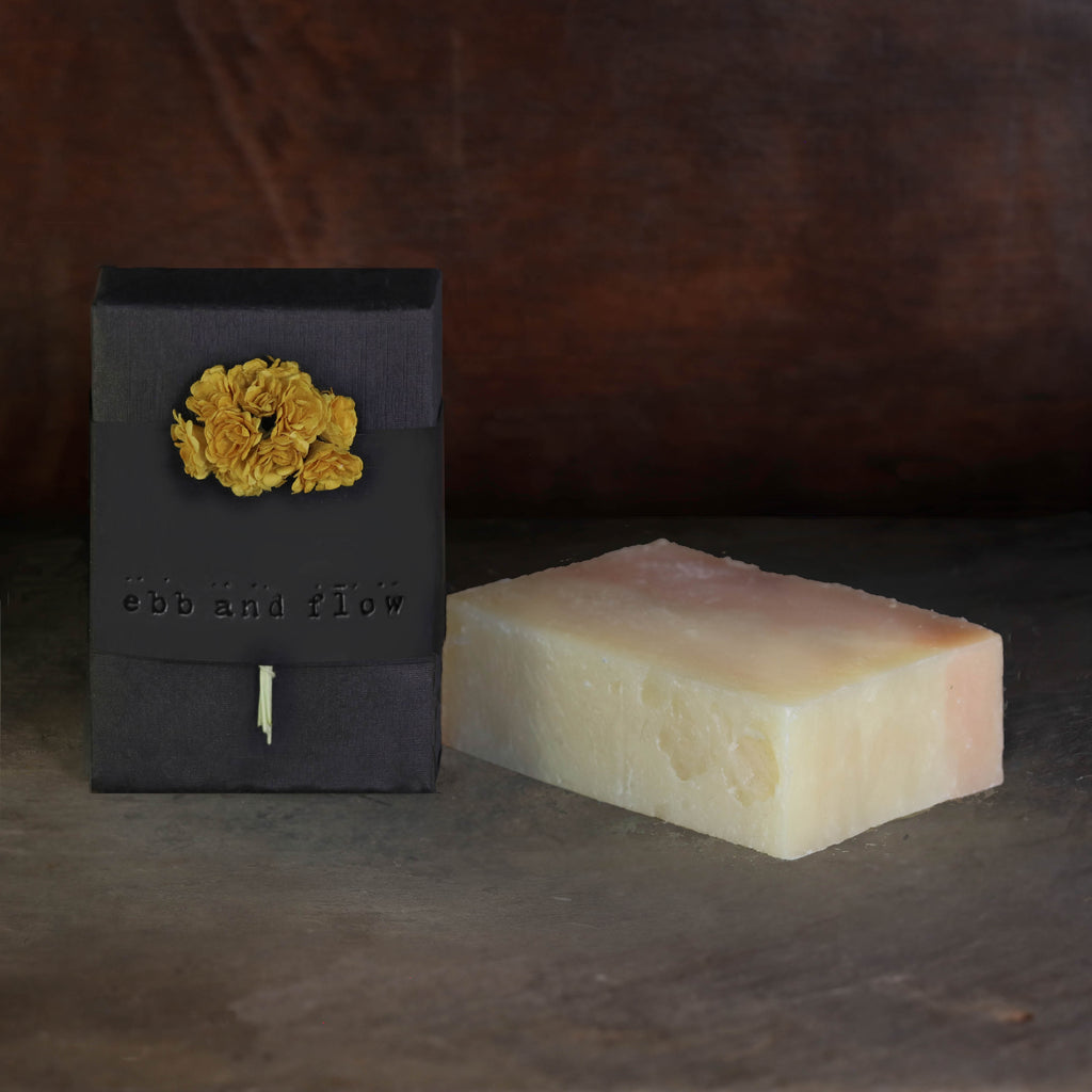 LEMONGRASS BAR SOAP (VEGAN AND ORGANIC)