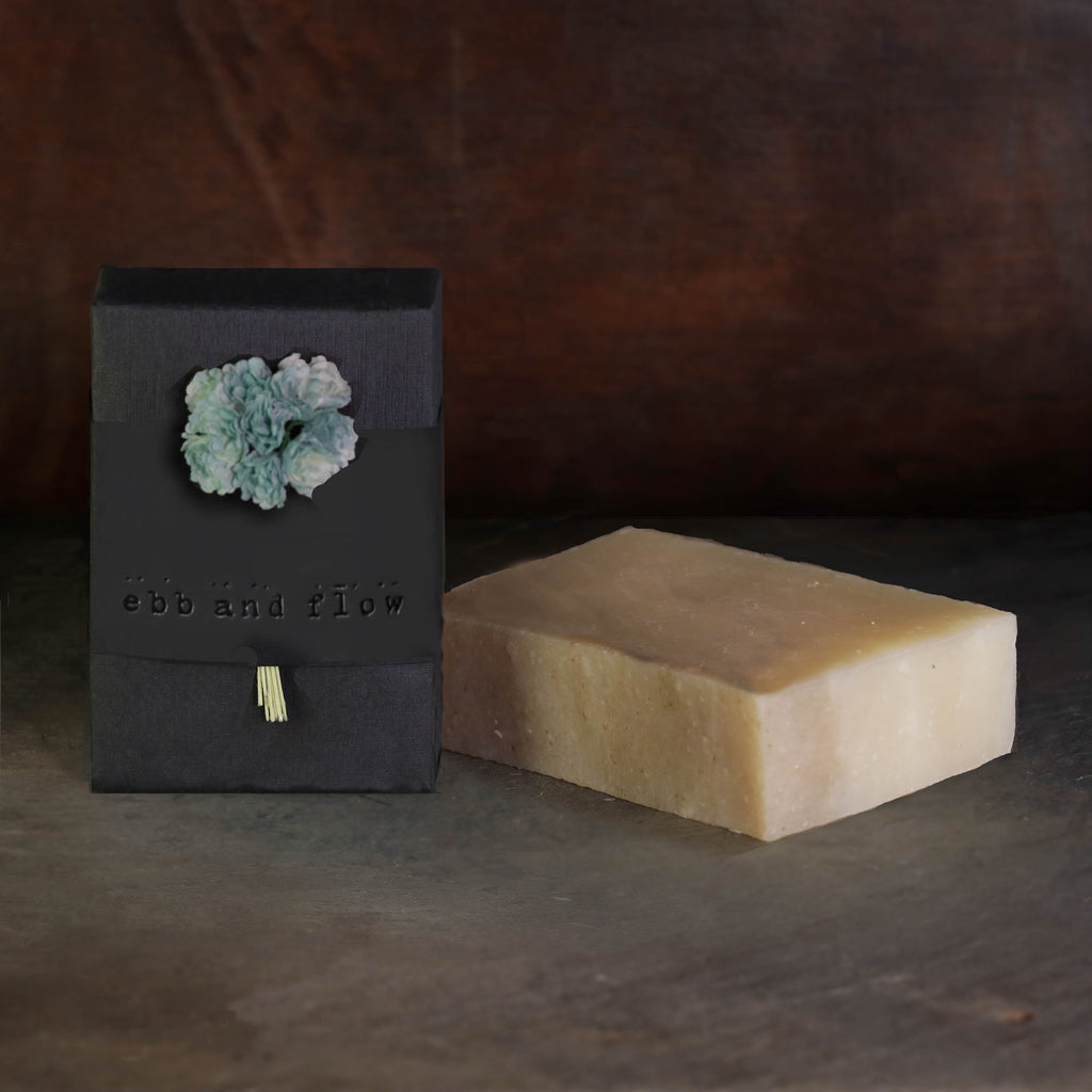 TEA CLOVE SAGE ALOE BAR SOAP (VEGAN AND ORGANIC)