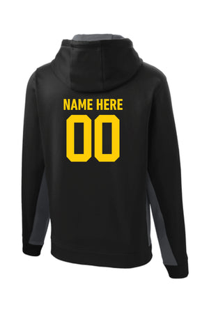 A's Athletics Baseball Dri-fit Hoodie