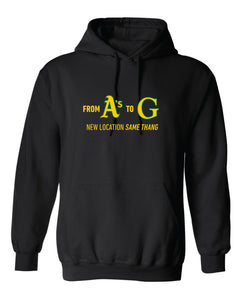 A's G-Team Youth Hoodie