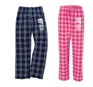 BFES Flannel PJ Pant- Adult Unisex and Youth