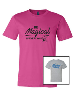 BFES Magic T-Shirt- Adult Unisex and Youth