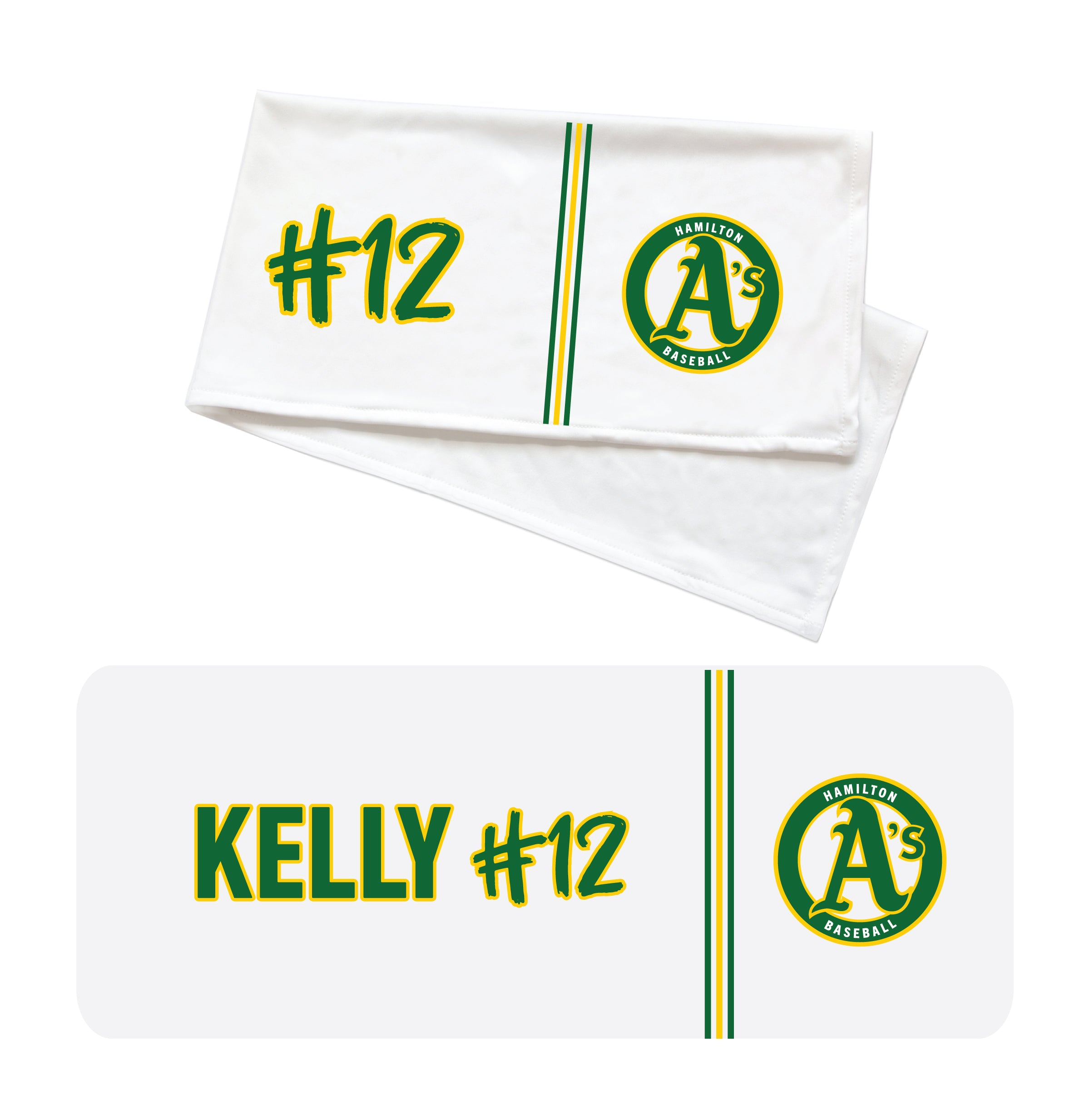 A's Customized Cooling Towel