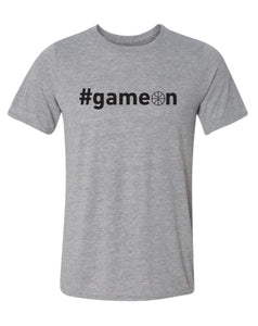 #Gameon BASKETBALL T-Shirt
