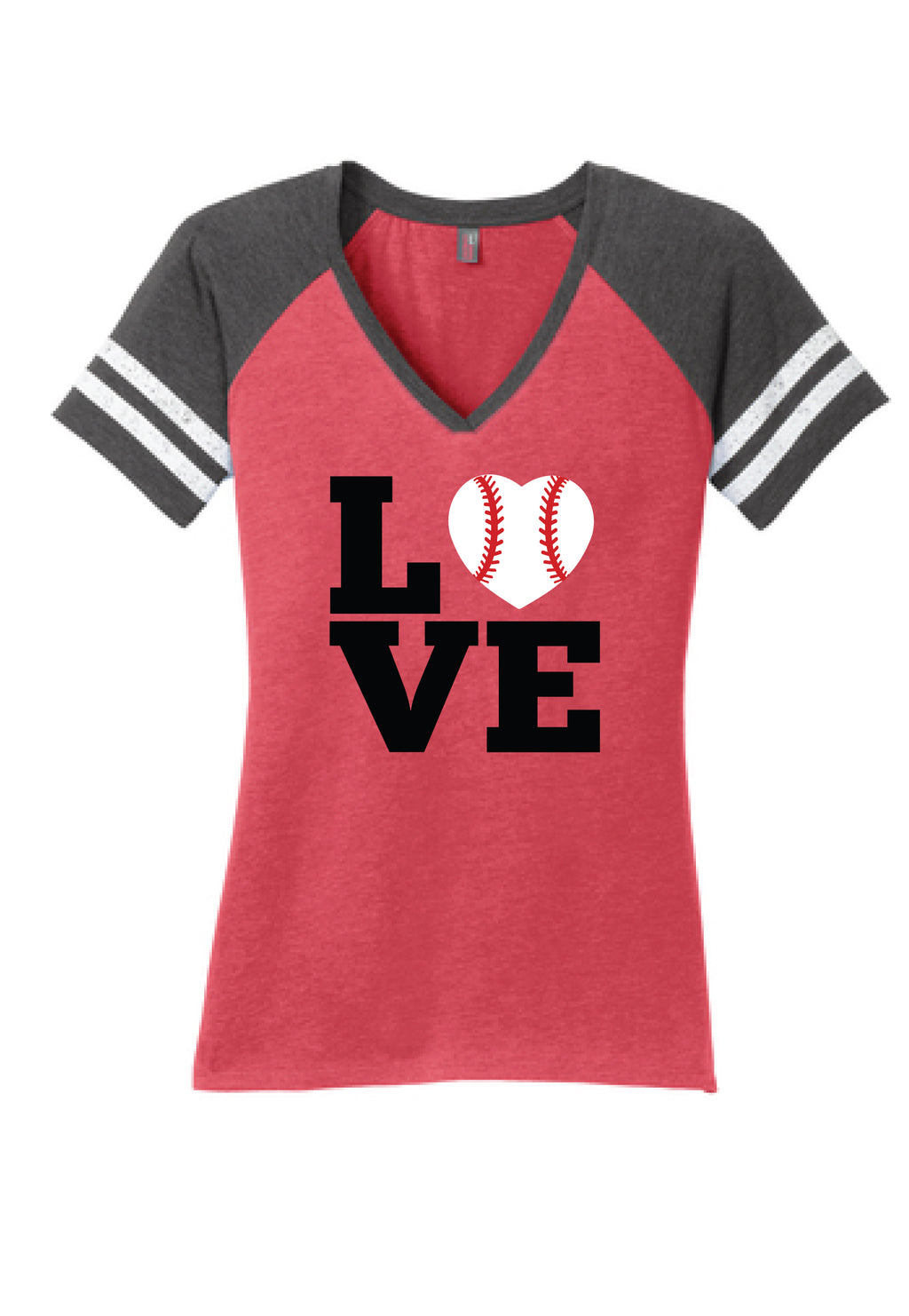 LOVE {Baseball} Short Sleeve