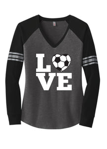 LOVE {Soccer} Long Sleeve