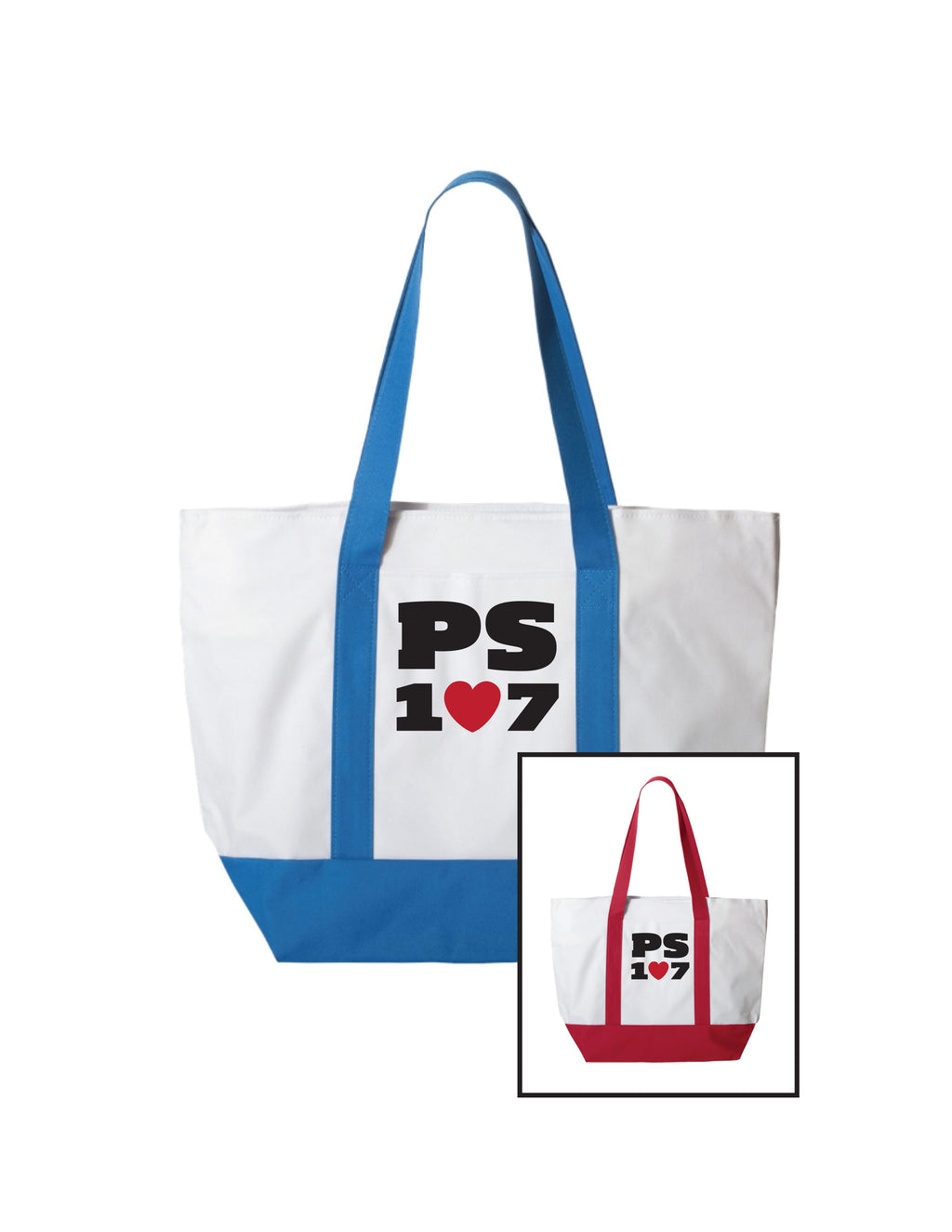PS107 Large Beach Tote