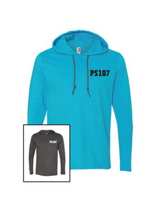 PS107 Light Weight Pullover Hoodie
