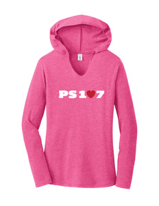 PS107 Light Weight Women's Hoodie