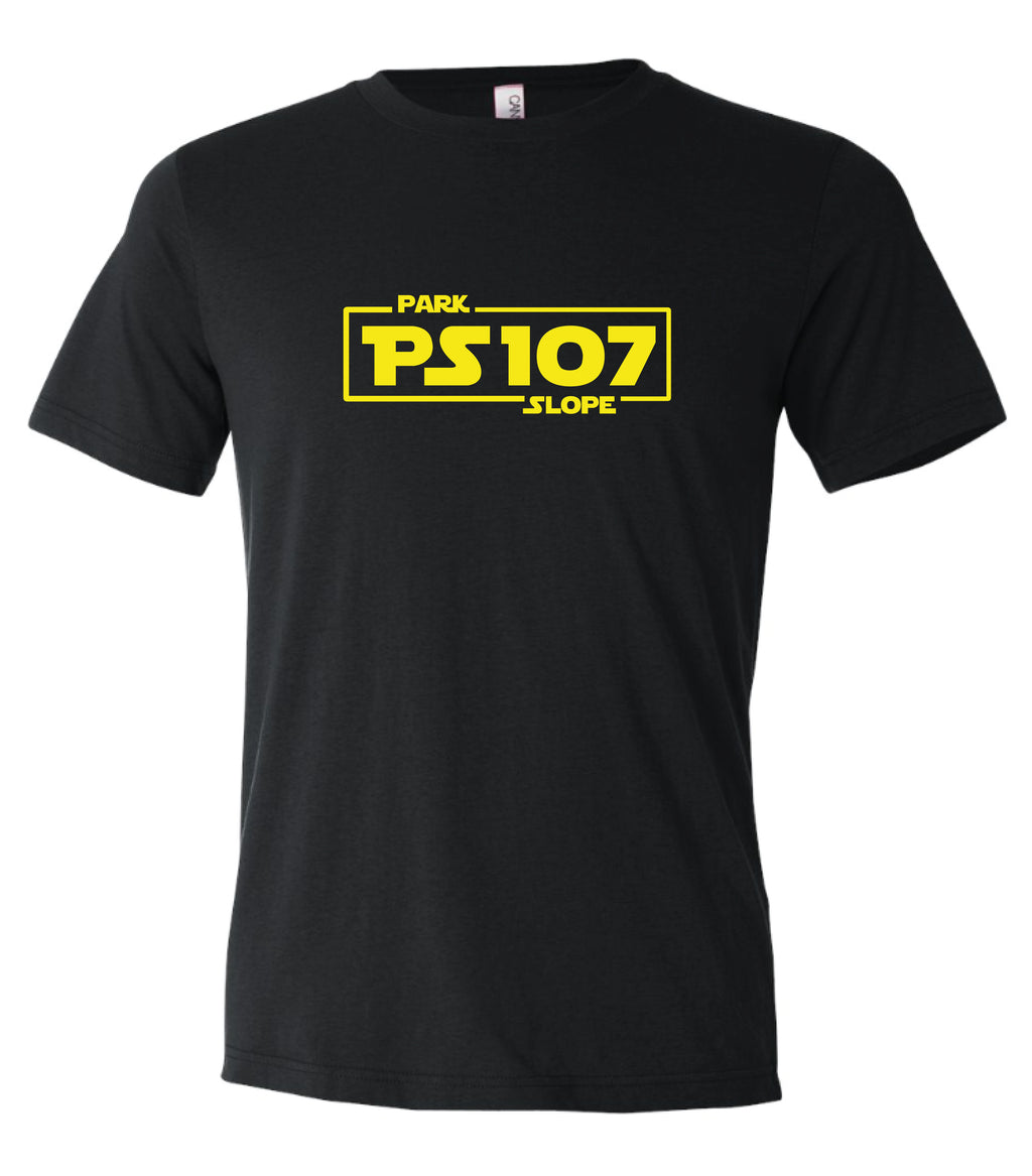 PS107 Park Slope T-Shirt- Adult Unisex and Youth