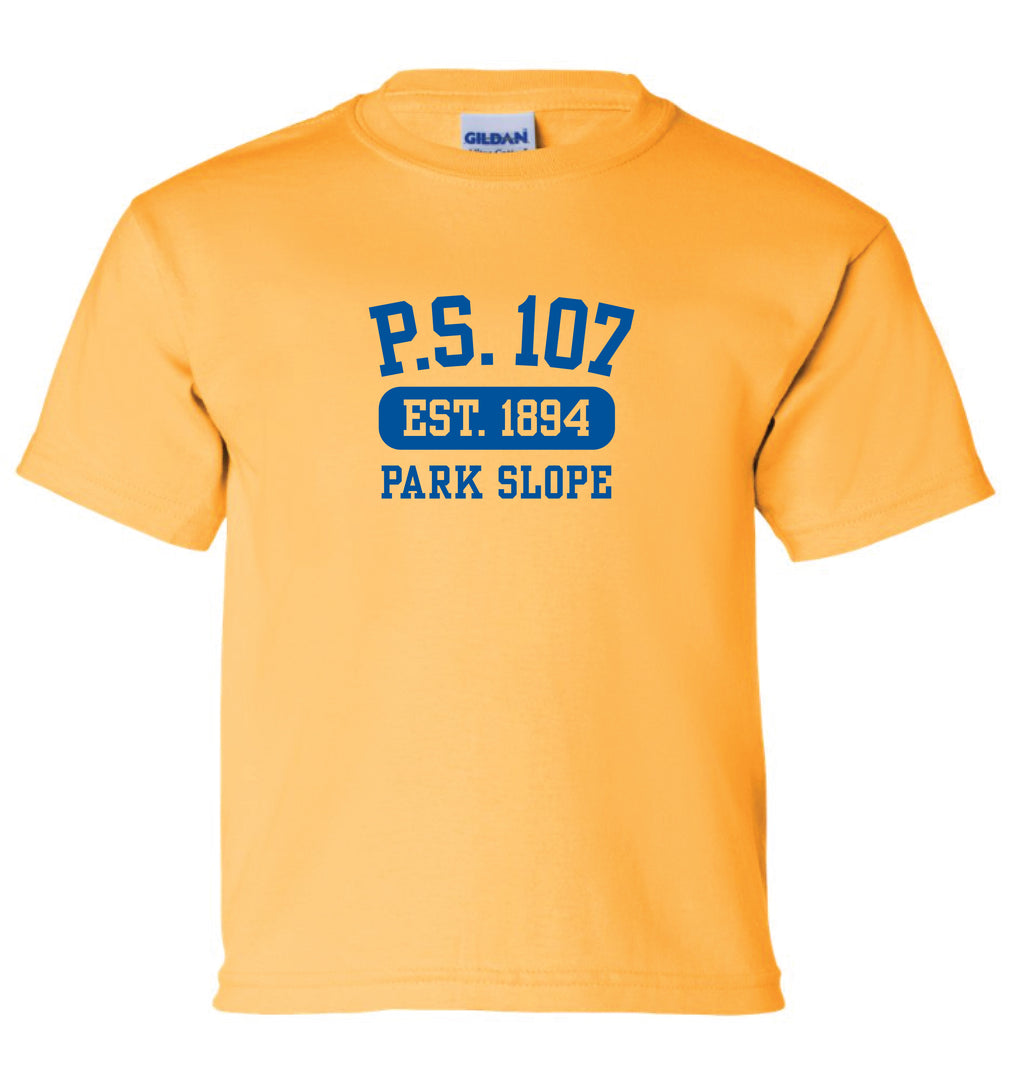 PS107 Field Trip Shirt- Youth