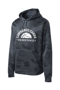 Cards Basketball Camo Hoodie - Youth