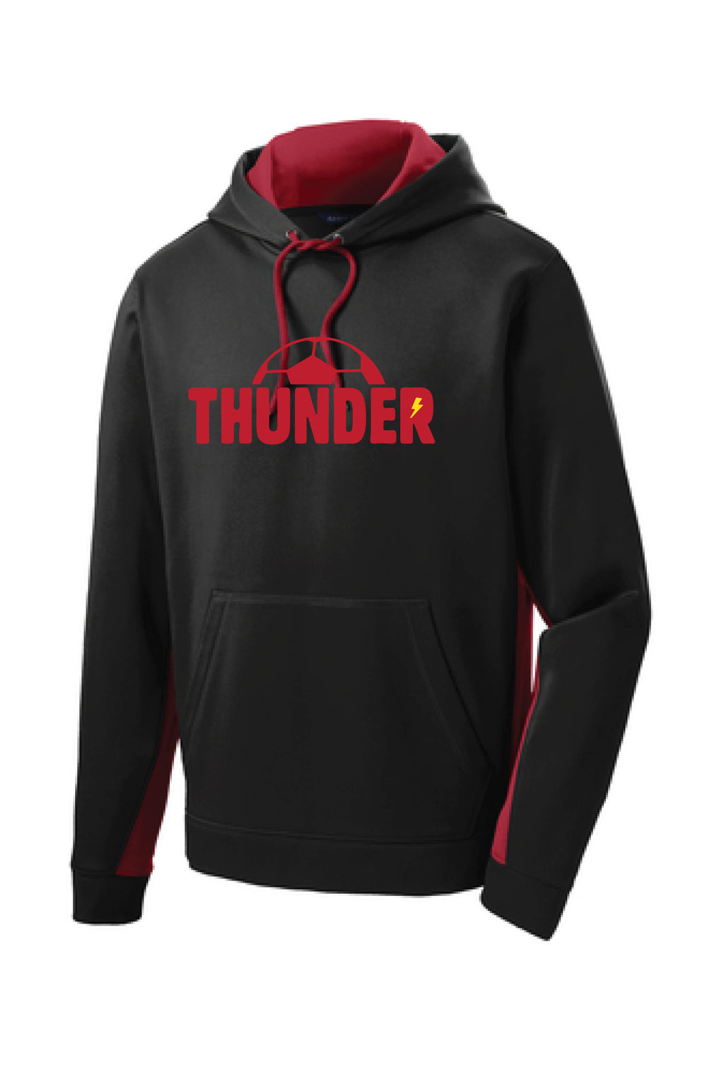 Boys Thunder Wicking Hoodie - Adult Unisex and Youth
