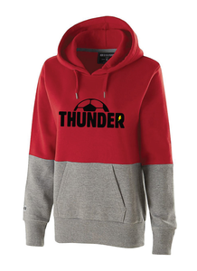 Two Tone Hoodie - Women's Cut