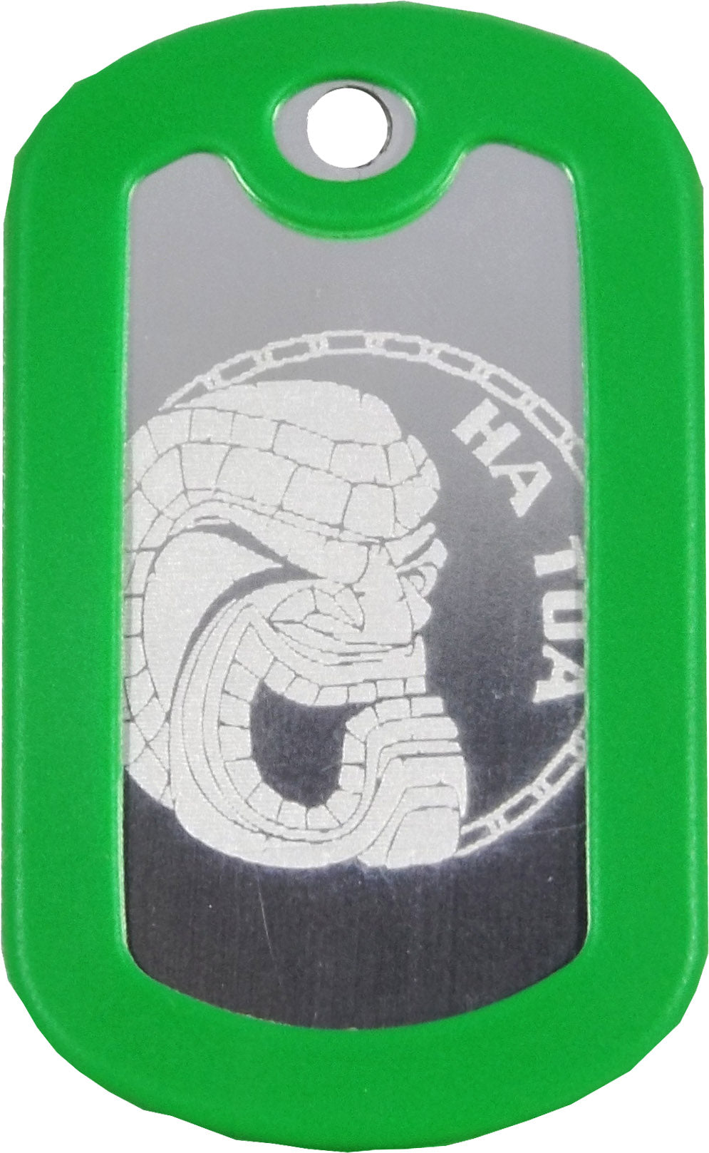 Warrior Tag (Key Chain)