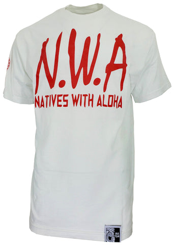 NWA Natives With Aloha (White) Youth