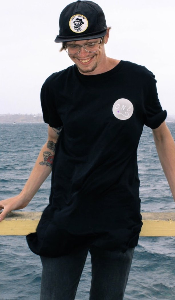 Men's Tall Organic Tee - OneBack