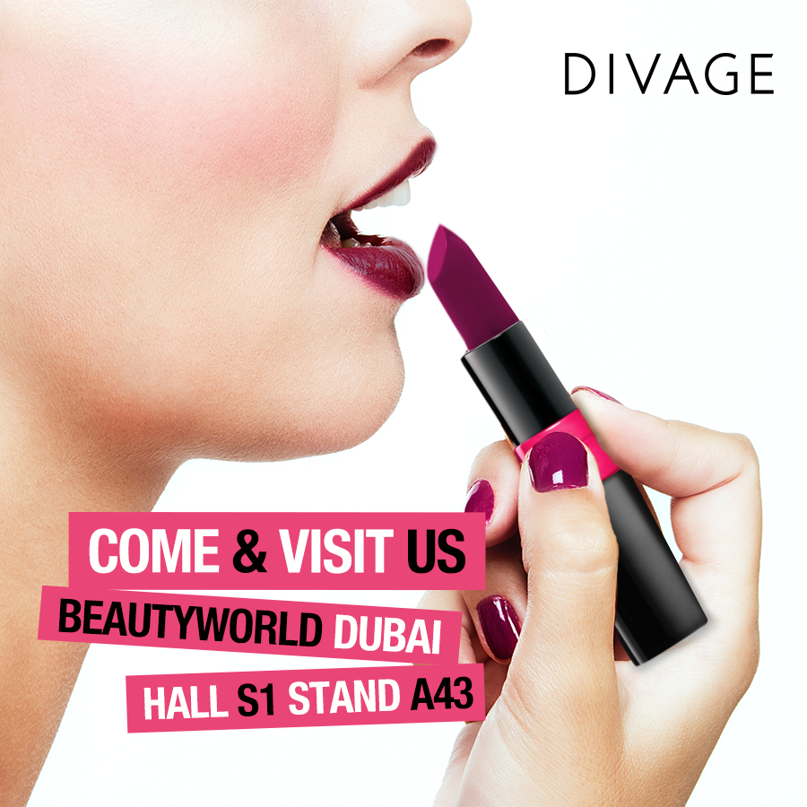 "Annual ""DIVAGE"" attendance at Beautyworld Middle East"