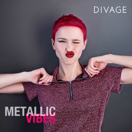Divage presents the METALLIC VIBES capsule collection