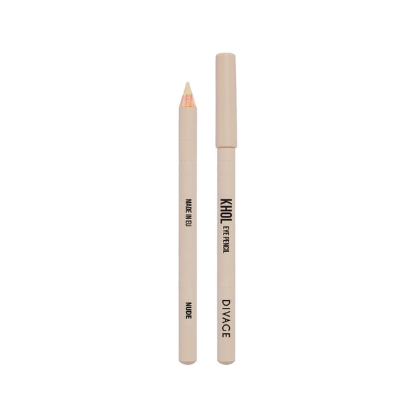 KHOL EYE PENCIL NUDE - Divage Milano