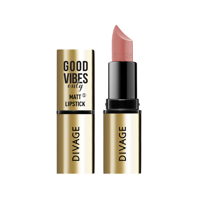GOOD VIBES ONLY MATT LIPSTICK - Divage Milano