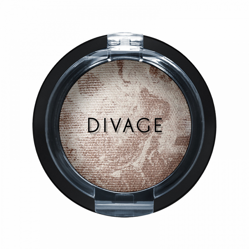 COLOUR SPHERE BAKED EYESHADOW - Divage