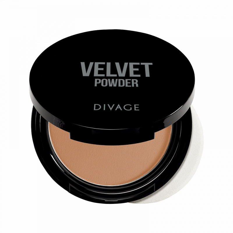 VELVET COMPACT POWDER - Divage